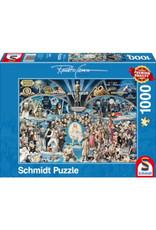 Schmidt Hollywood Puzzle 1000 PC