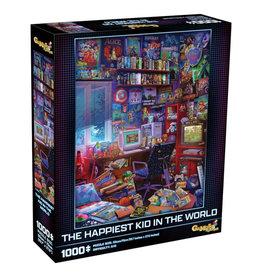 Mchezo Happiest Kid in the World Puzzle 1000 PCS
