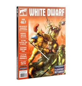 Games Workshop White Dwarf Monthly Issue 467 2021-08
