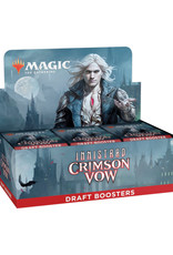 Wizards of the Coast MTG Innistrad Crimson Vow Draft Booster (36) Display (Pre-Order)