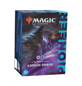 Wizards of the Coast (October-15 2021) MTG 2021 Pioneer Challenger Deck: Azorius Spirits