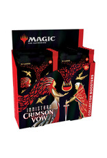 Wizards of the Coast MTG Innistrad Crimson Vow Collector Booster (12) Display Box (Pre-Order)