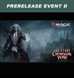 Wizards of the Coast MTG Innistrad Crimson Vow Prerelease Sealed (2-Seats) 2HG Event D (Sunday, Nov. 14 at 11 am)