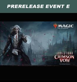 Wizards of the Coast MTG Innistrad Crimson Vow Prerelease Sealed Event E (Sunday, Nov. 14 at  5 pm)