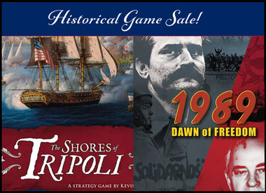Historical Games Sale