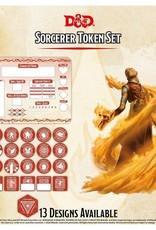 Gale Force 9 D&D RPG Token Set Sorcerer
