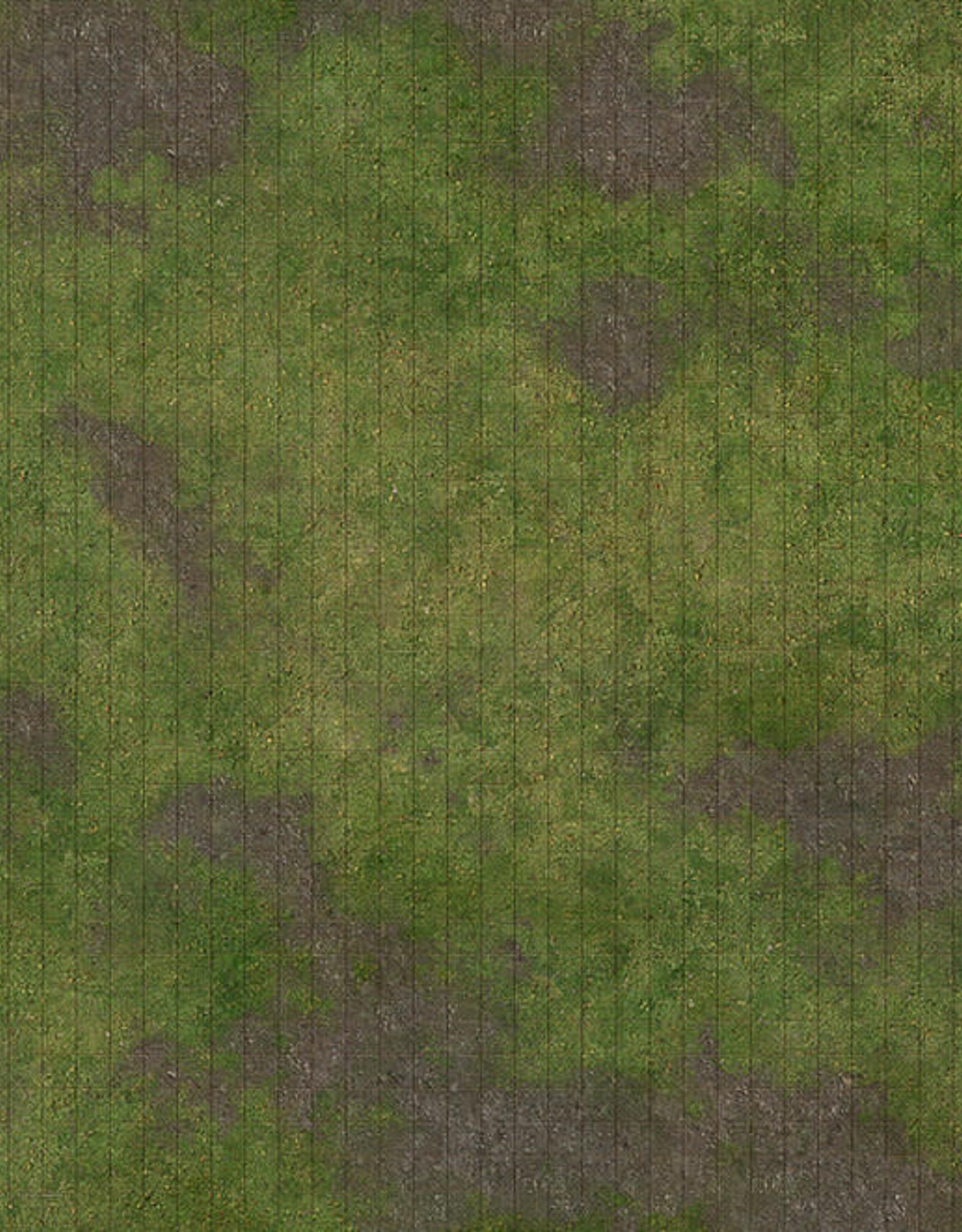 Misc Game Mat: 3' x 3' Grassland/Desert Adventure