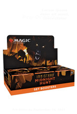 Wizards of the Coast MTG Innistrad Midnight Hunt Set Booster (30) Display