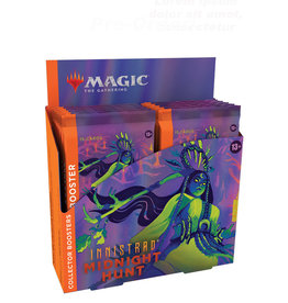 Wizards of the Coast MTG Innistrad Midnight Hunt Collector Booster (12) Display Box