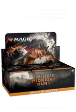 Wizards of the Coast MTG Innistrad Midnight Hunt Draft Booster (36) Display (Pre-Order)