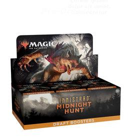 Wizards of the Coast MTG Innistrad Midnight Hunt Draft Booster Box