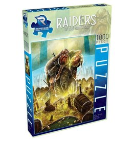 Renegade Games Raiders of the North Sea Puzzle 1000 PCS