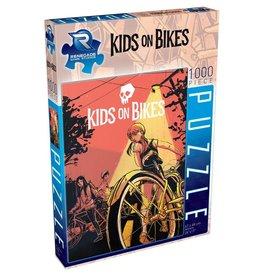 Renegade Games Kids on Bikes Puzzle 1000 PCS