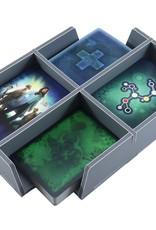 Folded Space Box Insert: Pandemic