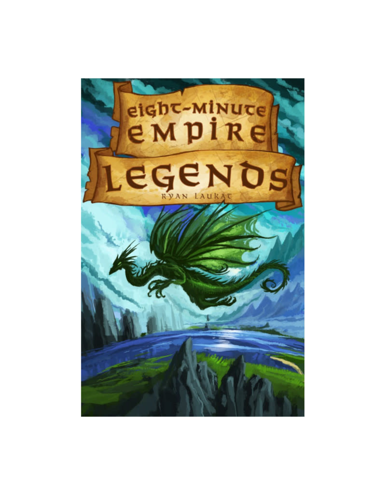 Red Raven Eight Minute Empire Legends