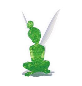 University Games 3D Crystal Disney Tinker Bell Puzzle 45 PCS