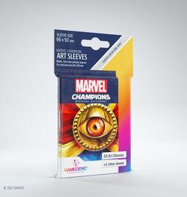 (January - March 2022) Marvel Champions Art Sleeves (50) Doctor Strange
