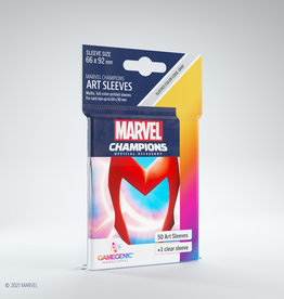 (January - March 2022) Marvel Champions Art Sleeves (50) Quicksilver