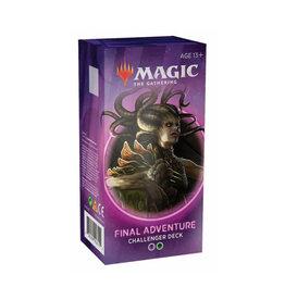 Wizards of the Coast MTG 2020 Challenger Deck (Final Adventure)