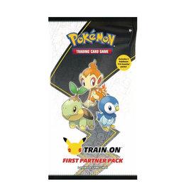 Pokemon First Partner Pack: Sinnoh
