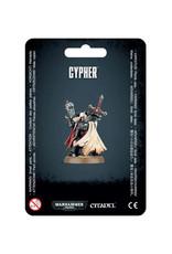 Games Workshop Warhammer 40k Cypher