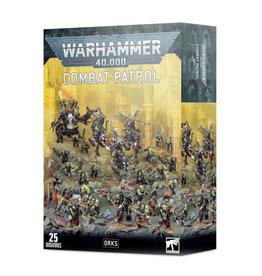 Games Workshop Warhammer 40k Combat Patrol Orks