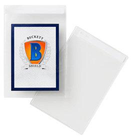Arcane Tinmen Beckett Shield: Storage Sleeves - Thick Cards (50)