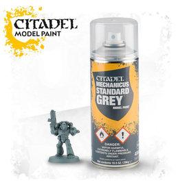 Citadel Spray Paint: Mechanicus Standard Grey