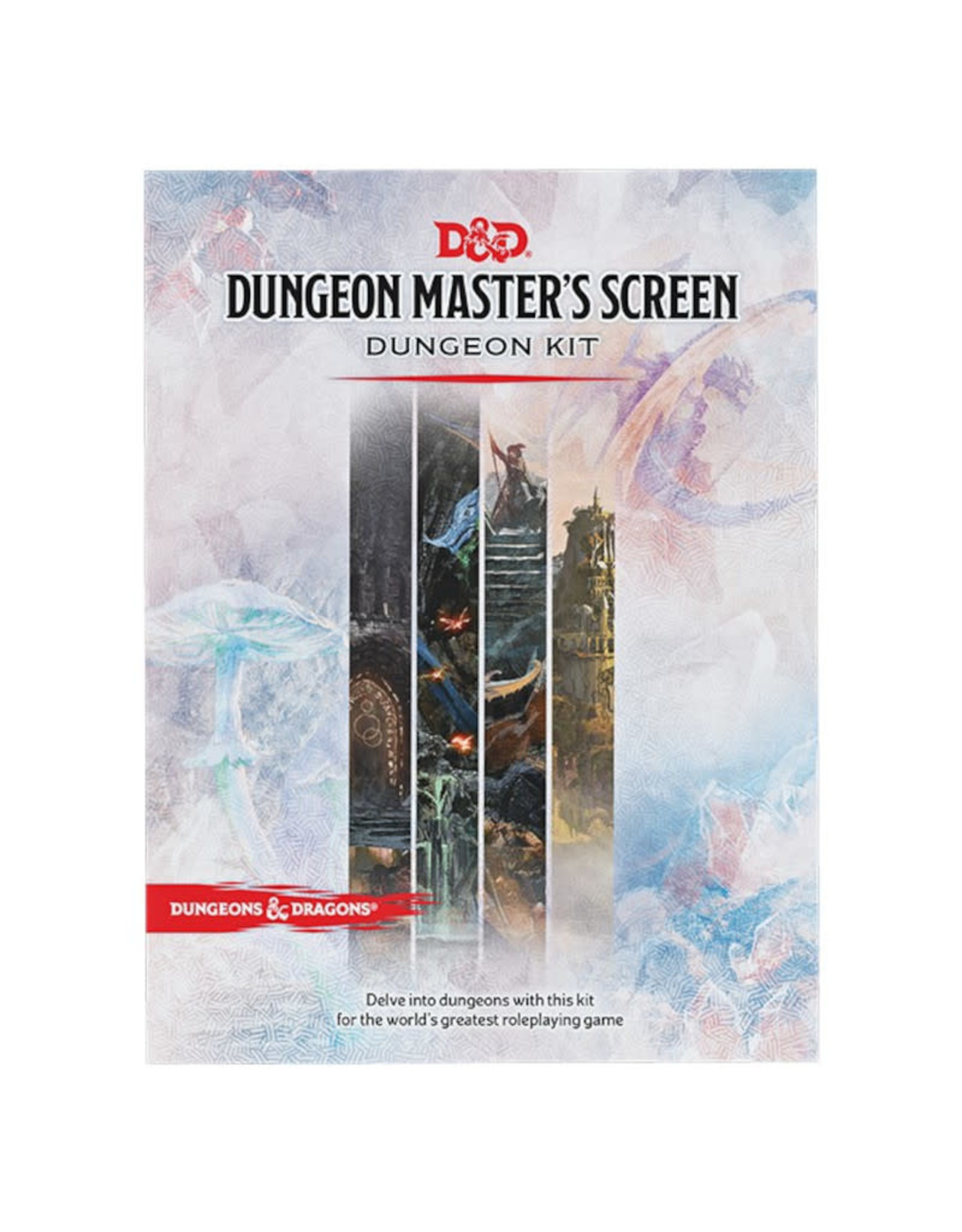 Wizards of the Coast D&D RPG Dungeon Master's Screen Dungeon Kit