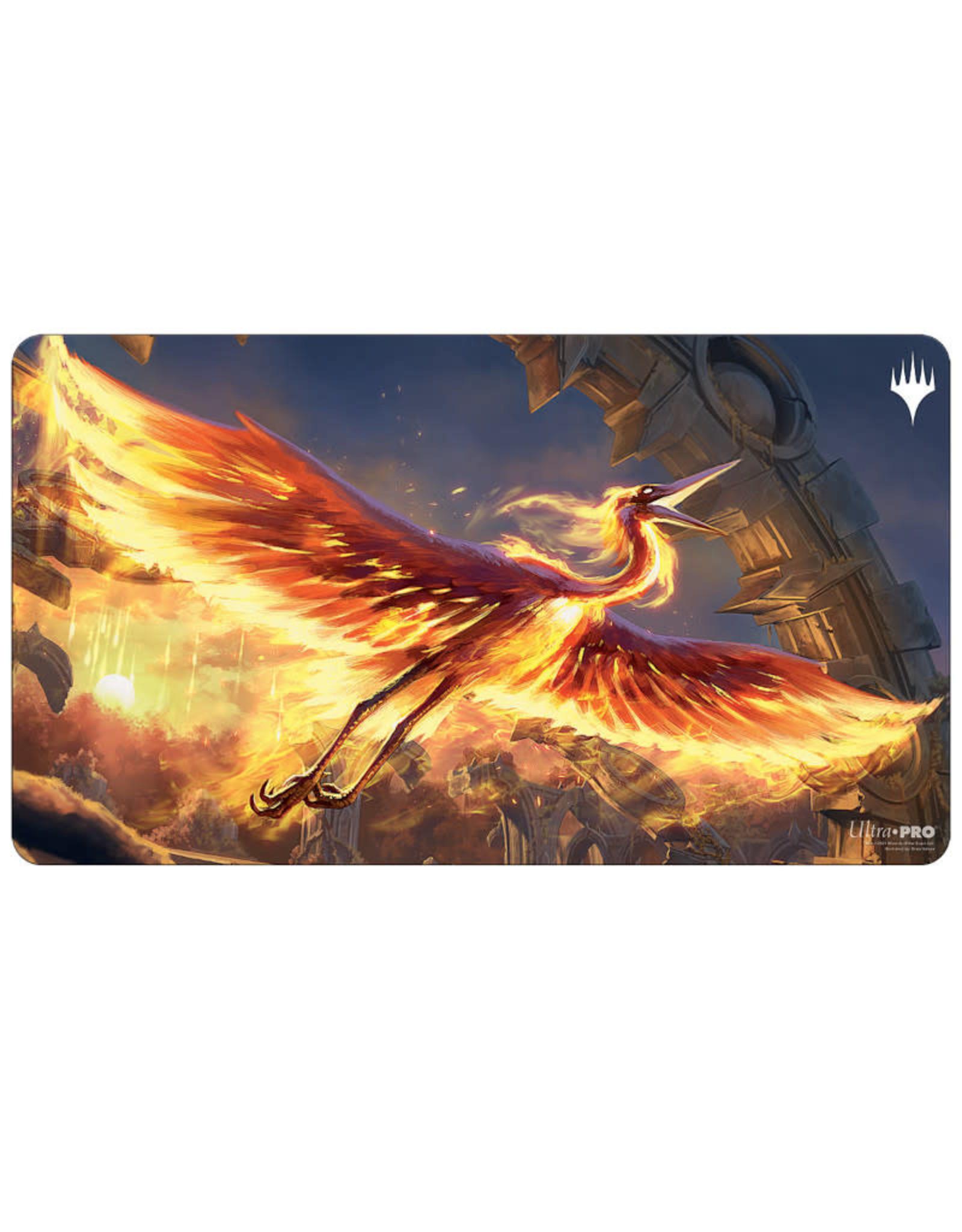 MTG Innistrad Midnight Hunt Playmat: Sunstreak Phoenix