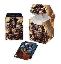 MTG Innistrad Midnight Hunt 100+ Deck Box: Brutal Cathar