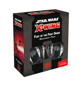 Fantasy Flight Games Star Wars X-Wing Fury of the First Order