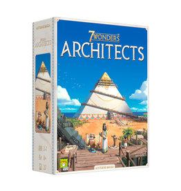 Repos (November 5, 2021) 7 Wonders Architects