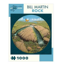 Pomegranate Bill Martin Rock Puzzle 1000 PCS