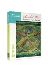 Pomegranate Geometric Herb Garden Puzzle 1000 PCS