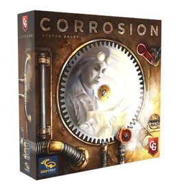 Capstone Games (January - March 2022) Corrosion