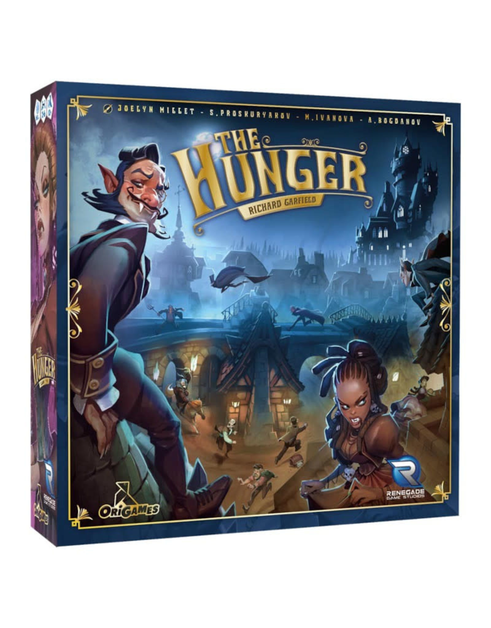Renegade Games The Hunger