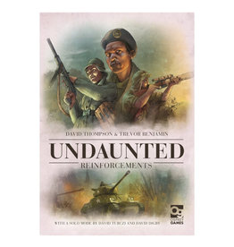 Osprey Games (January - March 2022) Undaunted: Reinforcements - Operation Torch Expansion