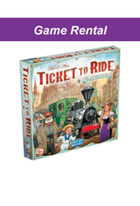(RENT) Ticket to Ride Germany for a Day. Love It! Buy it!