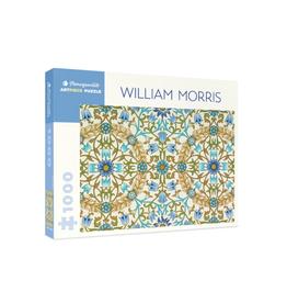 Pomegranate William Morris Puzzle 1000 PCS