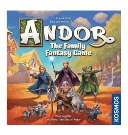 Thames and Kosmos Andor: The Family Fantasy Game