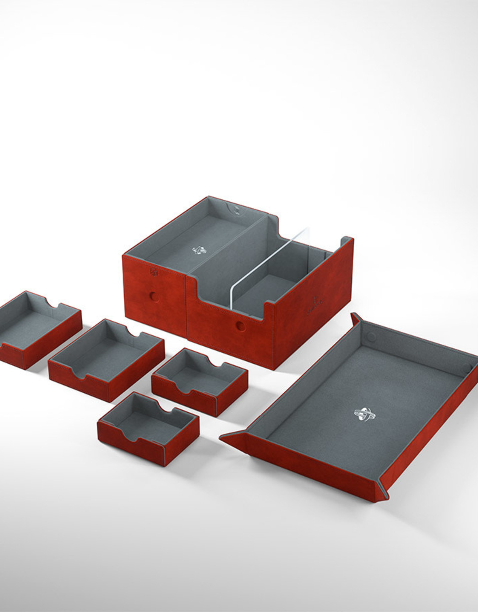GameGenic Games Lair 600+ Red