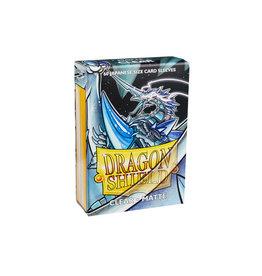 Arcane Tinmen Japanese Card Game Sleeves: Dragon Shield Matte (60) Clear