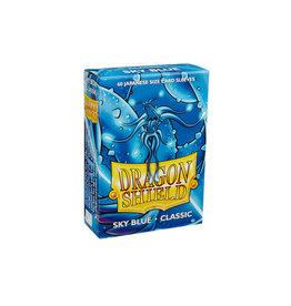Arcane Tinmen Japanese Card Game Sleeves: Dragon Shield Classic (60) Sky Blue