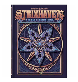 Wizards of the Coast (November-16 2021) D&D RPG Strixhaven Curriculum of Chaos Alternate Cover