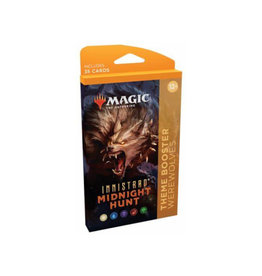 Wizards of the Coast MTG Theme Booster: Innistrad Midnight Hunt White