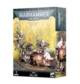 Games Workshop Warhammer 40k Orks Kill Rig