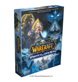 (November 19, 2021) World of Warcraft: Wrath of the Lich King - A Pandemic System Game