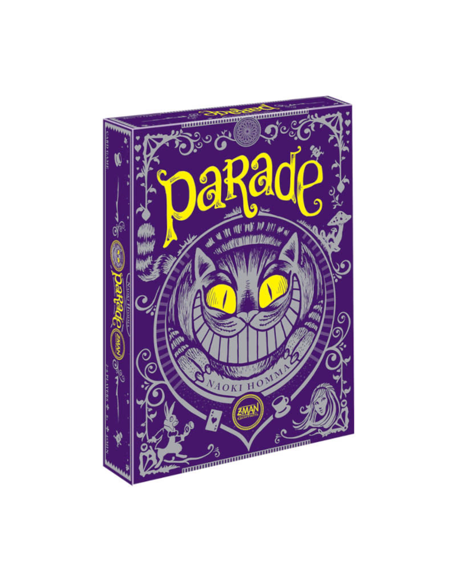 Zman Games Parade