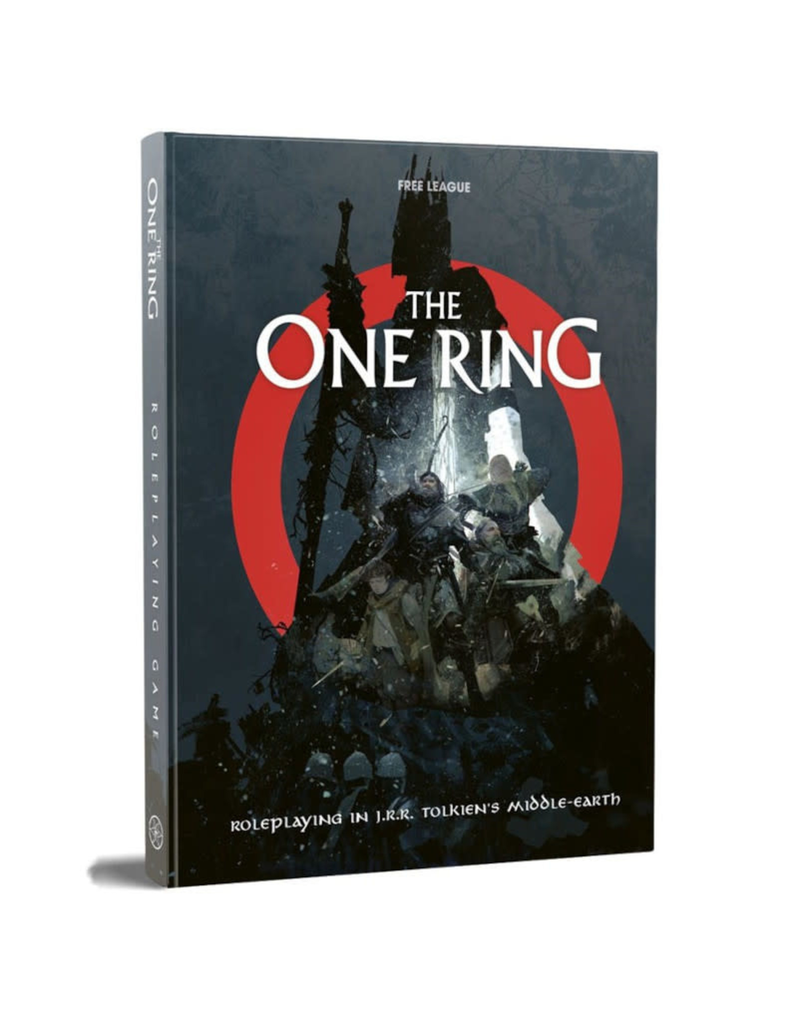 Misc (April - June 2022) One Ring RPG Core Rules Standard Edition
